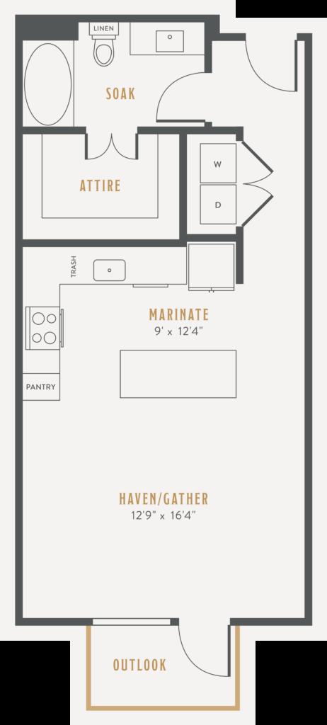 Dallas Luxury Studio Apartments